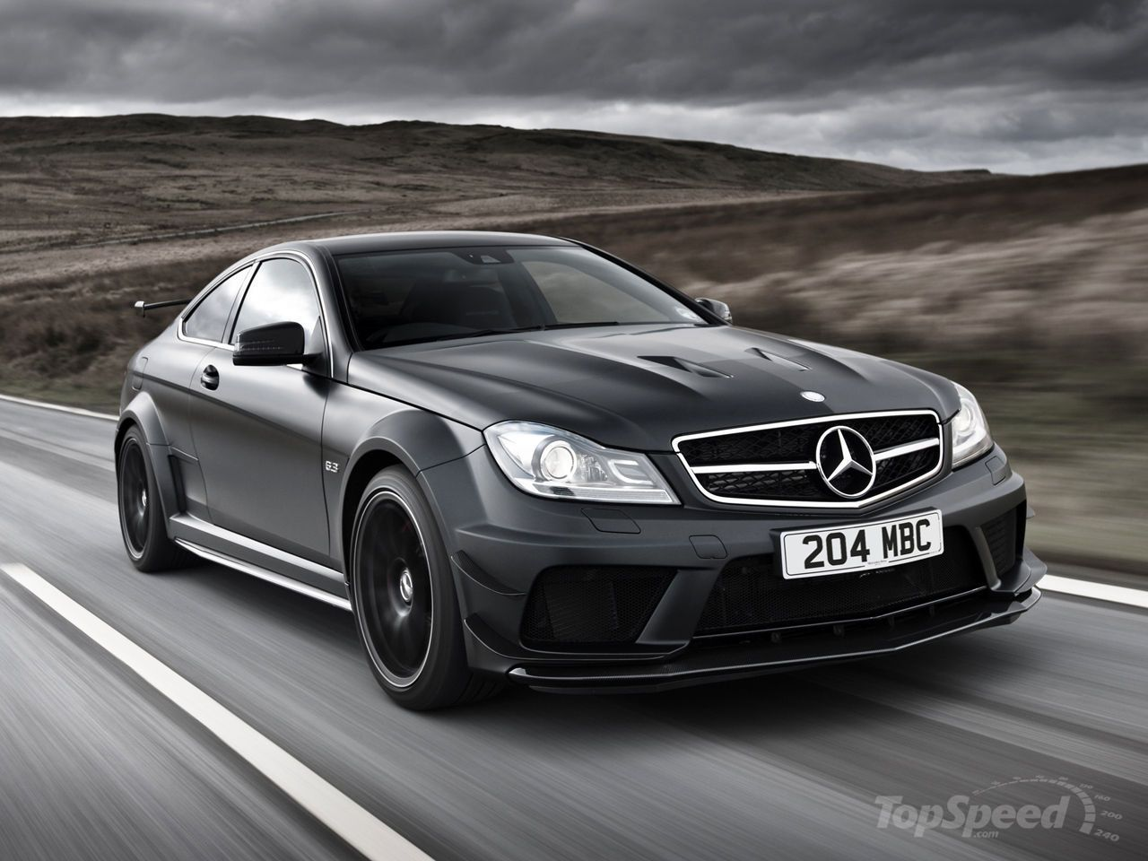 2013 mercedes c63 amg black series coupe come to papa for Mercedes benz amg black