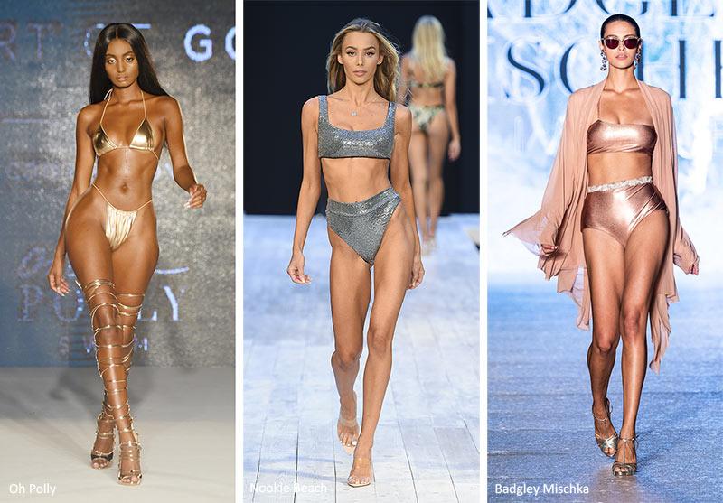 Spring/ Summer 2020 Swimwear Trends | Swimwear trends, Swimwear ...