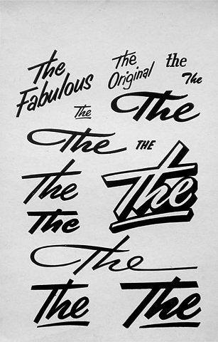 Creative Typography, Joe, Galbreath, Gd, and Mfa image ideas & inspiration on Designspiration