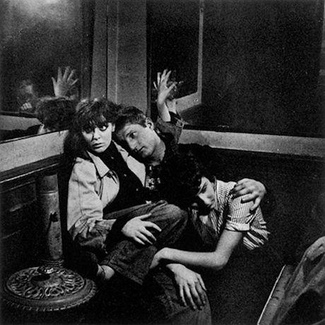 Vali Myers - Love on the Left Bank, Ed Van Der Elsken. beatnik bohemian style (follow minkshmink on pinterest)