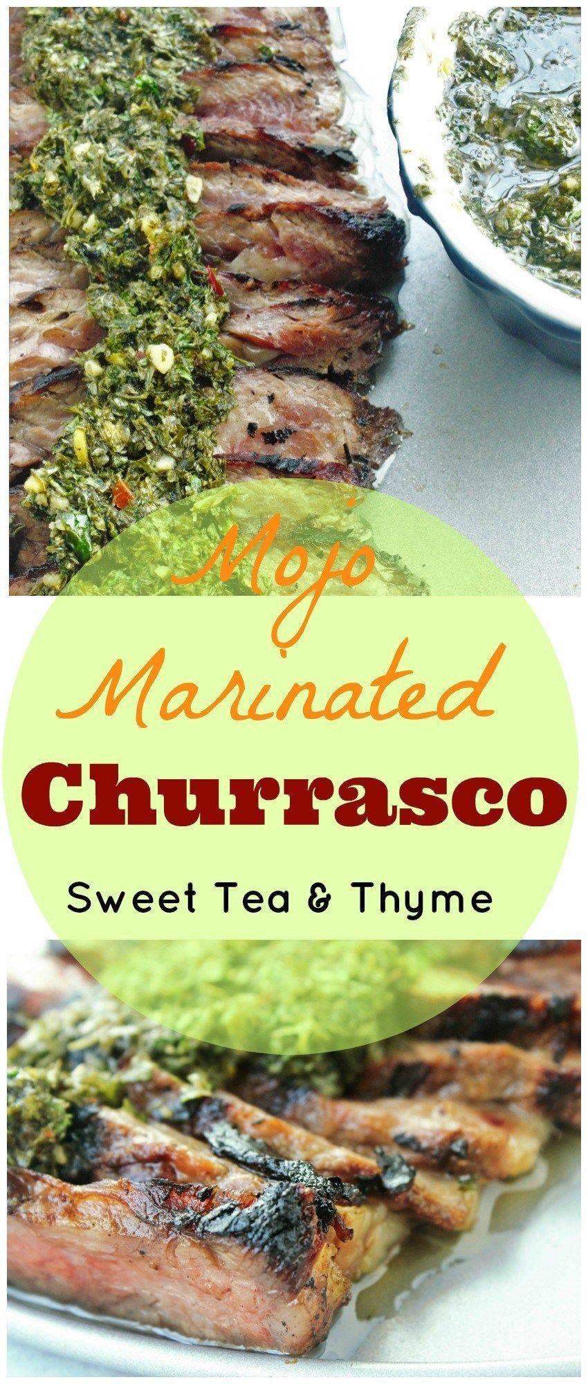 Churrasco (Mojo Marinated Skirt Steak) - #(Mojo #Churrasco #Marinated #Skirt, #Steak