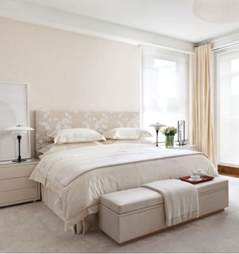 Average Nyc Apartment Bedroom Master Bedroom Design Ideas Nz Bedroom Chair Bedroom With Black Curtains: Quarto Em Cores Neutras, Super Elegante.
