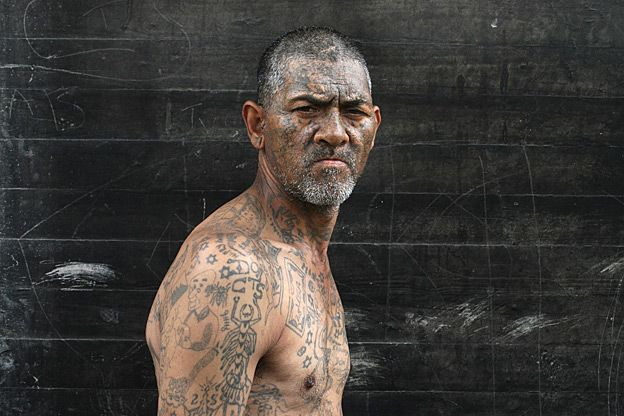 Fascinating Photographs Of South African Gang Members Released Back Into Society From Prison Covered In Makeshift Tat Uk Artist Prison Tattoos Criminal Tattoo