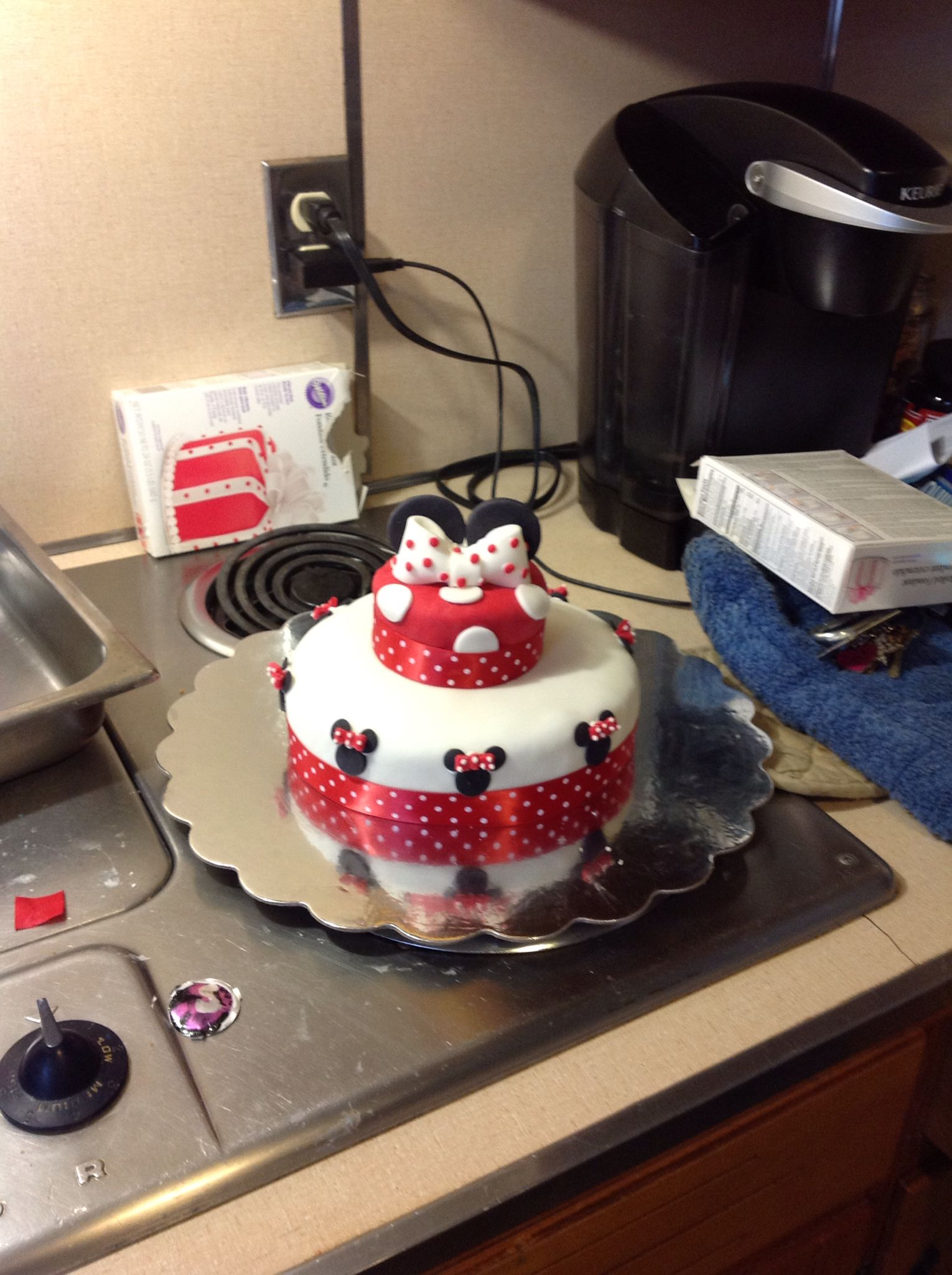 Minnie Mouse 1st bday