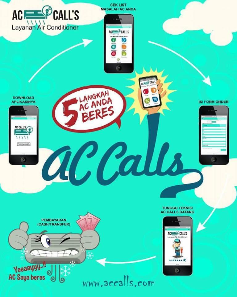 Pin Oleh Ac Calls Apps Di Creative Ads From Ac Calls Aplikasi Pelayan