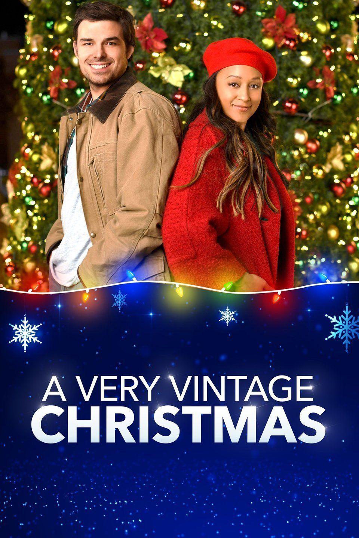 A Very Vintage Christmas 2019 In 2020 Vintage Christmas Christmas Movies Lifetime Movies