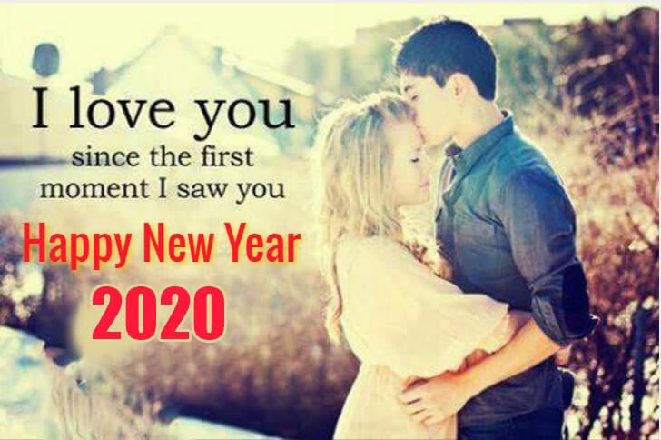 Happy New Year Images For Husband