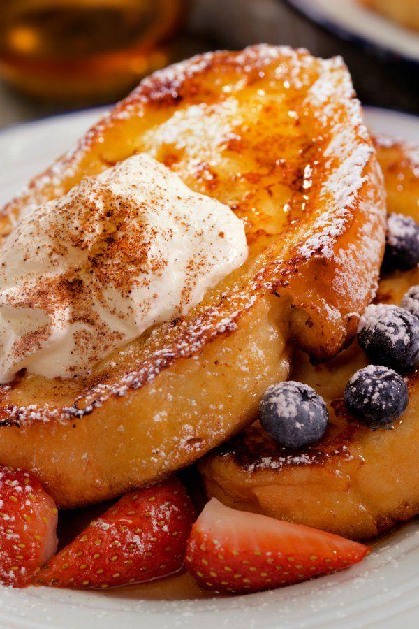 So machen Sie original French Toast!