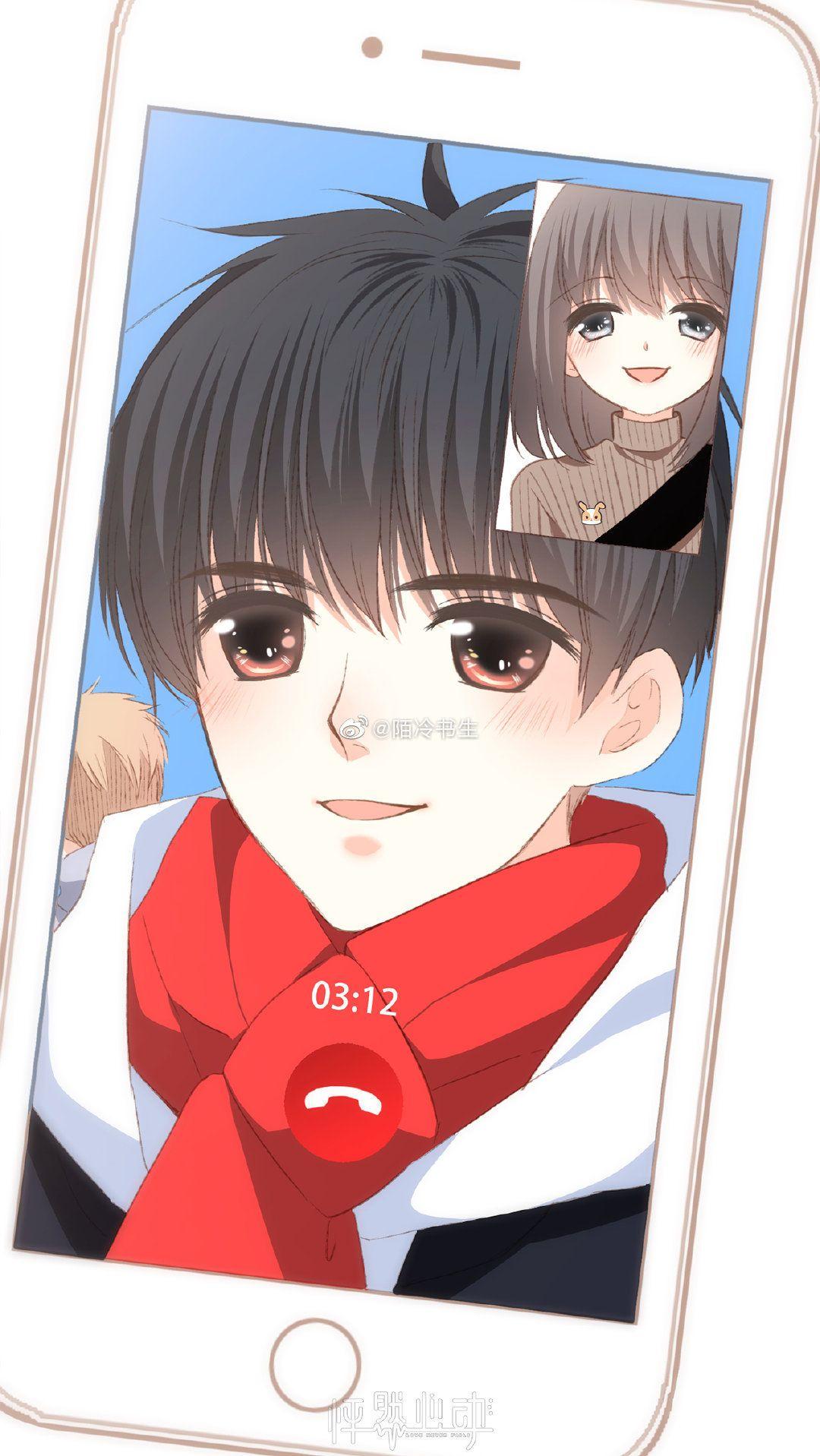 怦然心动漫画 trong 2020 Anime, Hình minh họa, Hoạt hình