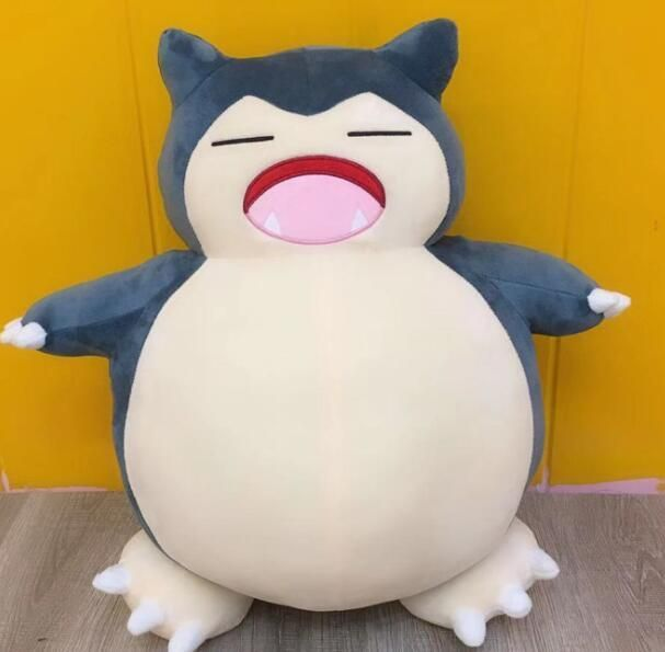 Photo of Giant Snorlax Skin plush toy cover – 150cm Only Skin / B