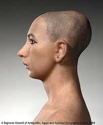 King Tut Facial Recreation Ancient Egyptian Egyptian Mummies Tutankhamun