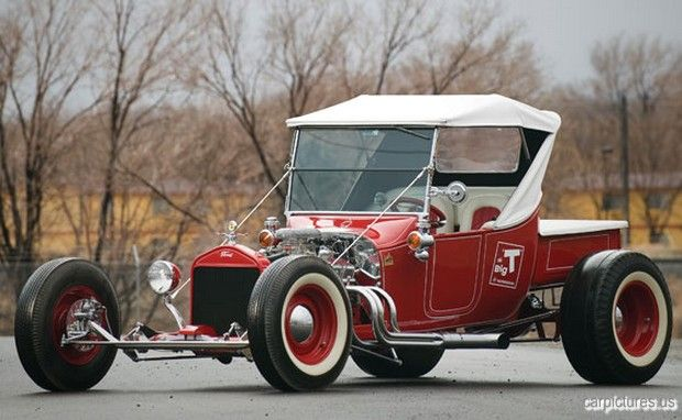 1923 Ford Big T Roadster Pickup Hot Rods Cars Roadsters Cool