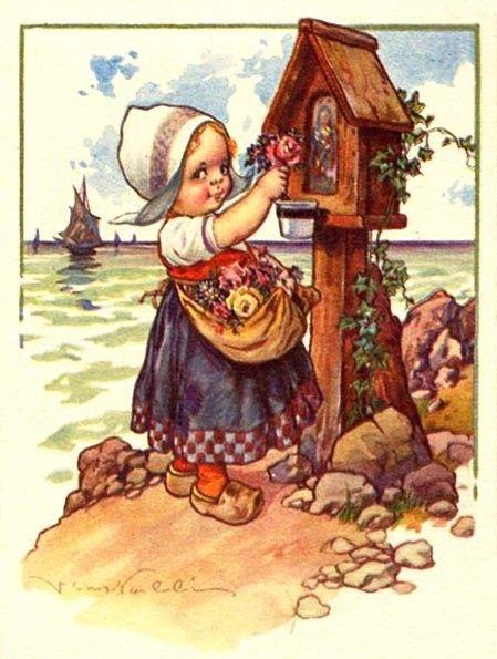 peintures et illustrations enfants