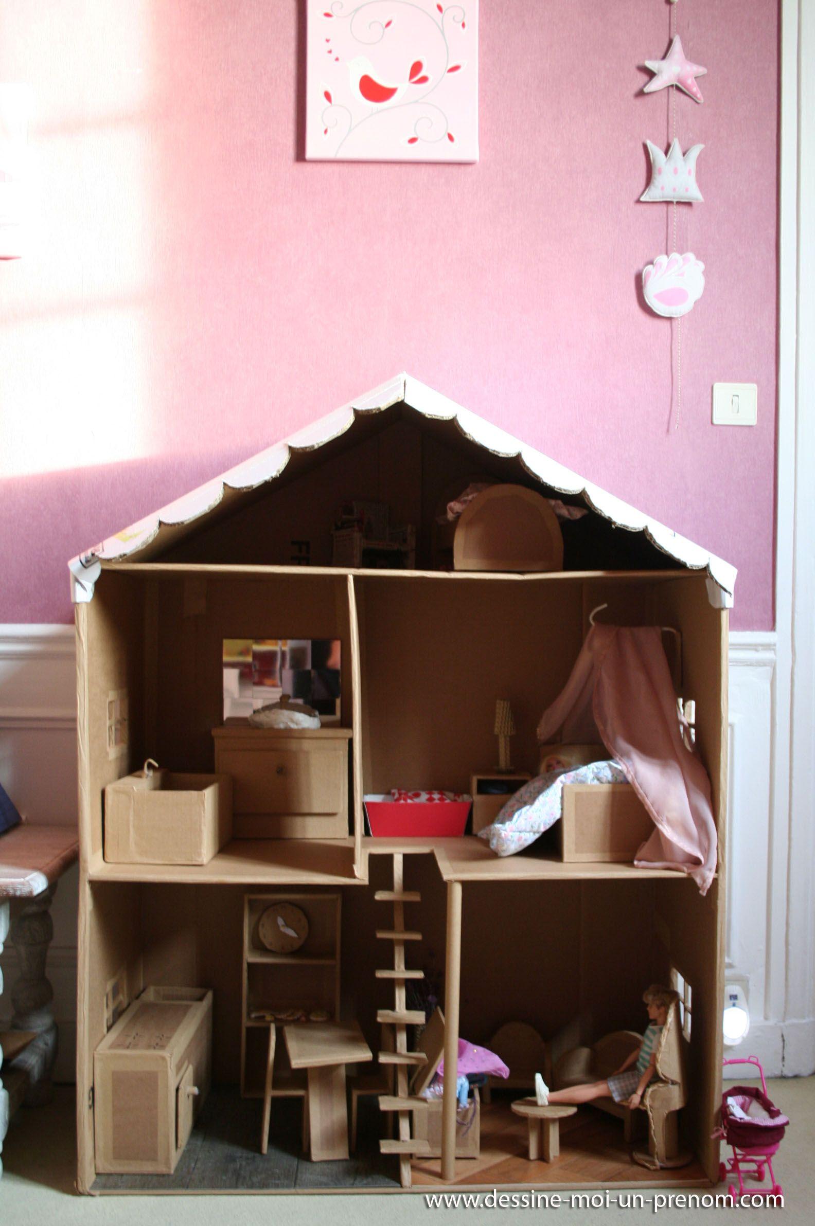 maison playmobil et barbie meubles et objets en papier imprimer dessine moi un pr nom. Black Bedroom Furniture Sets. Home Design Ideas
