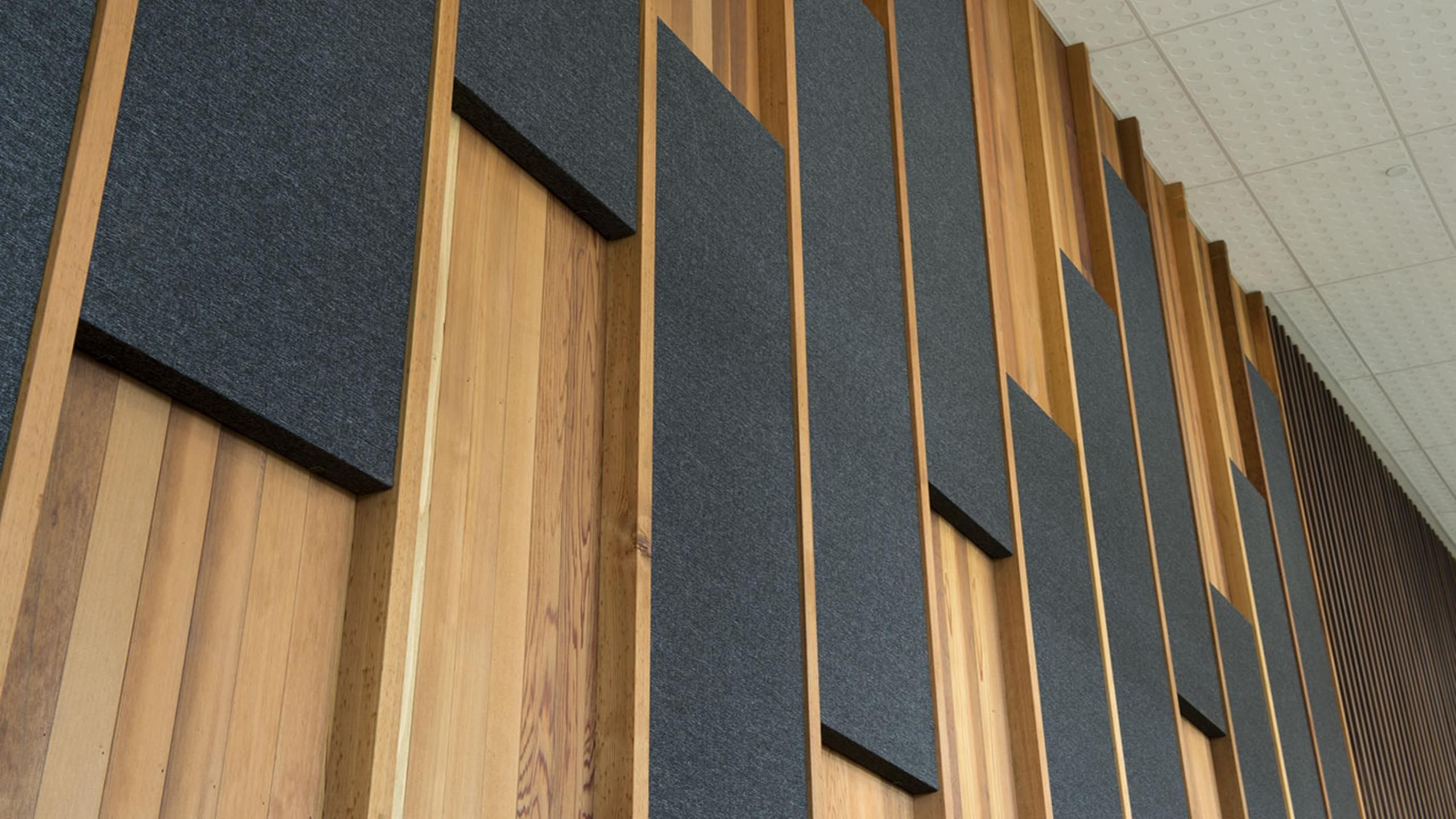 devonport library showing fabwall panels installed direct on acoustic wall panels id=91593