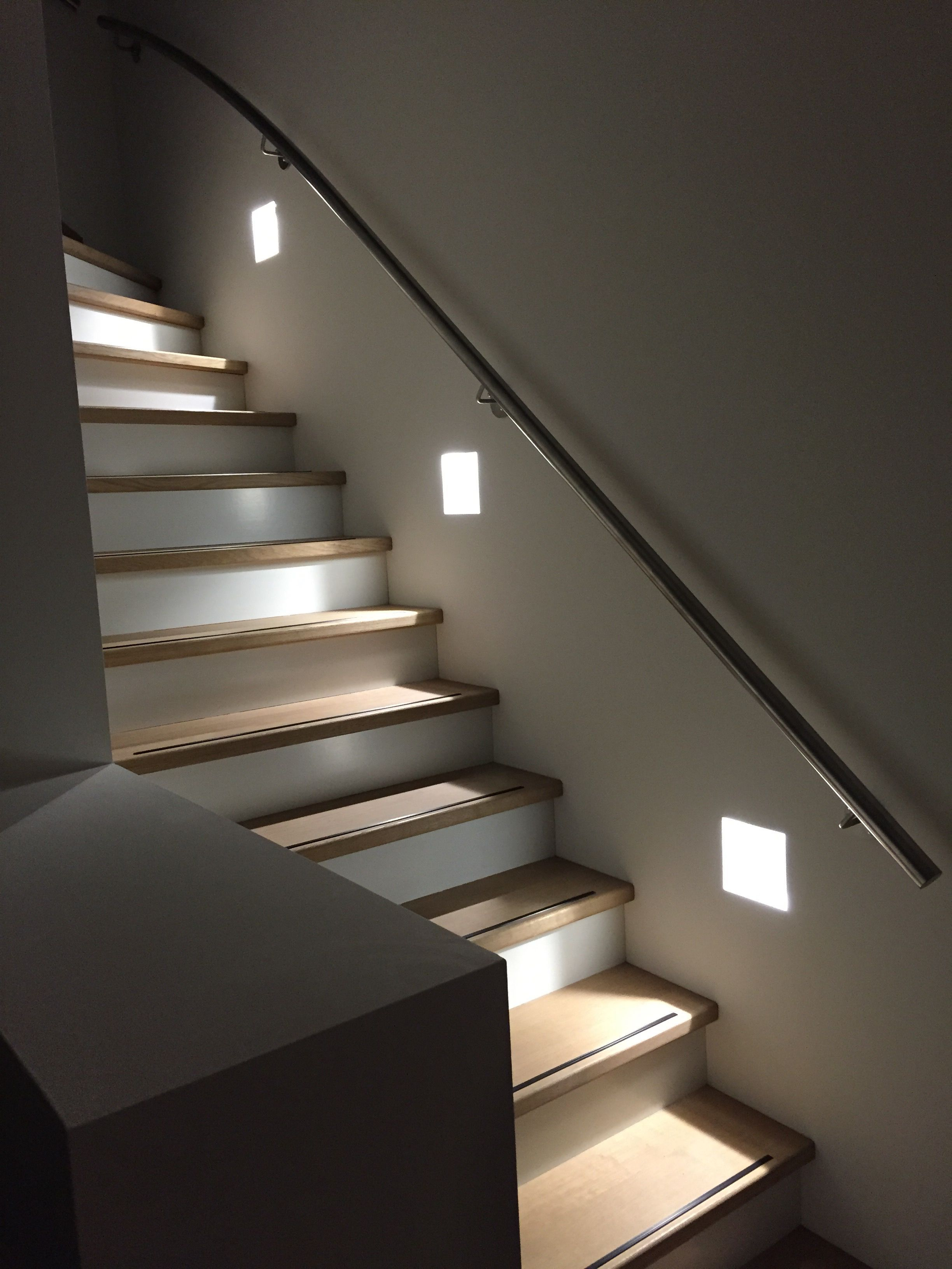 10 Stairway Lighting Ideas That Will Impress You Tags Basement Stairway Lighting Ideas Deck Stair L Stair Lighting Stair Lights Indoor Stairway Lighting