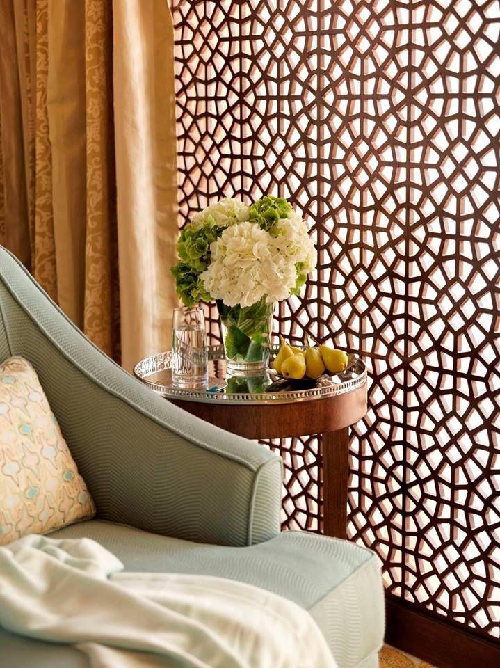 All Guestroom Incorporate Elements Of Mashrabiya An Arabic Term