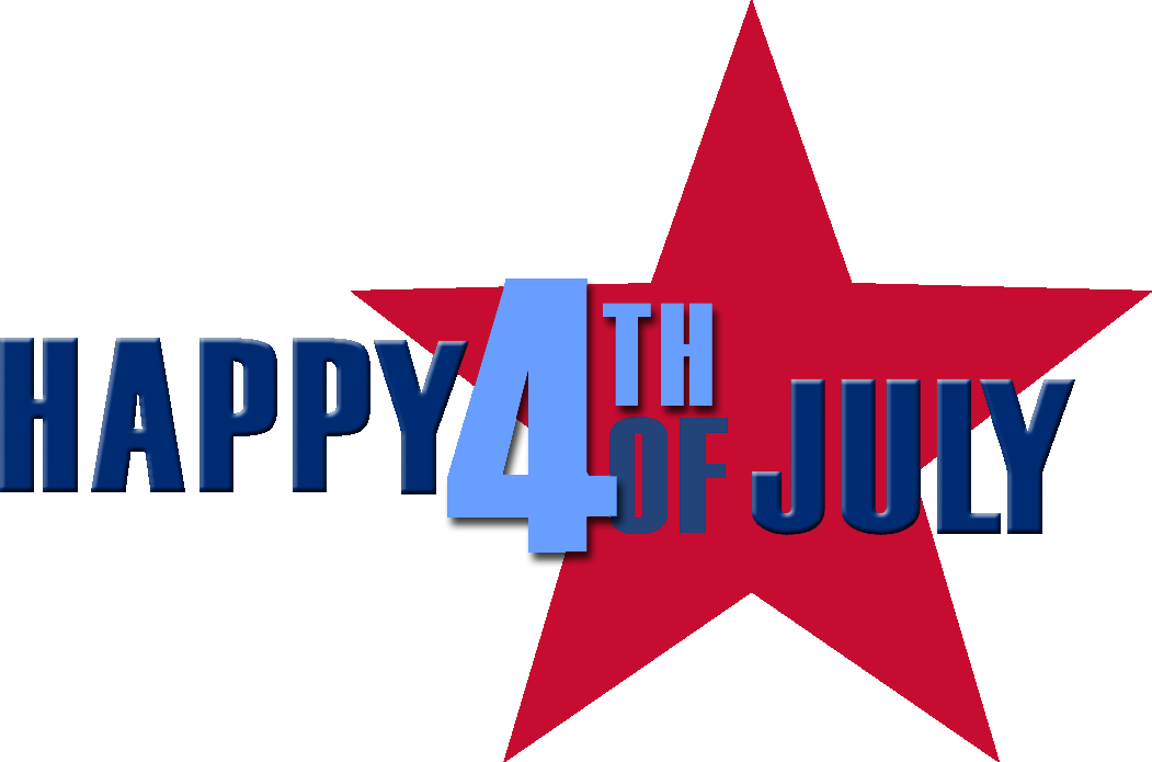 27+ Happy 4th of july clipart images info