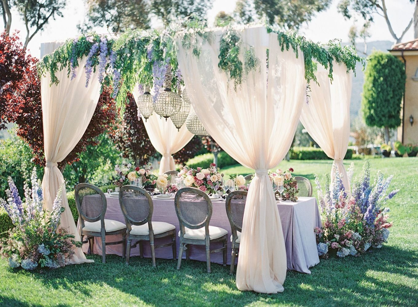 Looking for Chic Garden Party Ideas, We Have Just The Thing | 1000