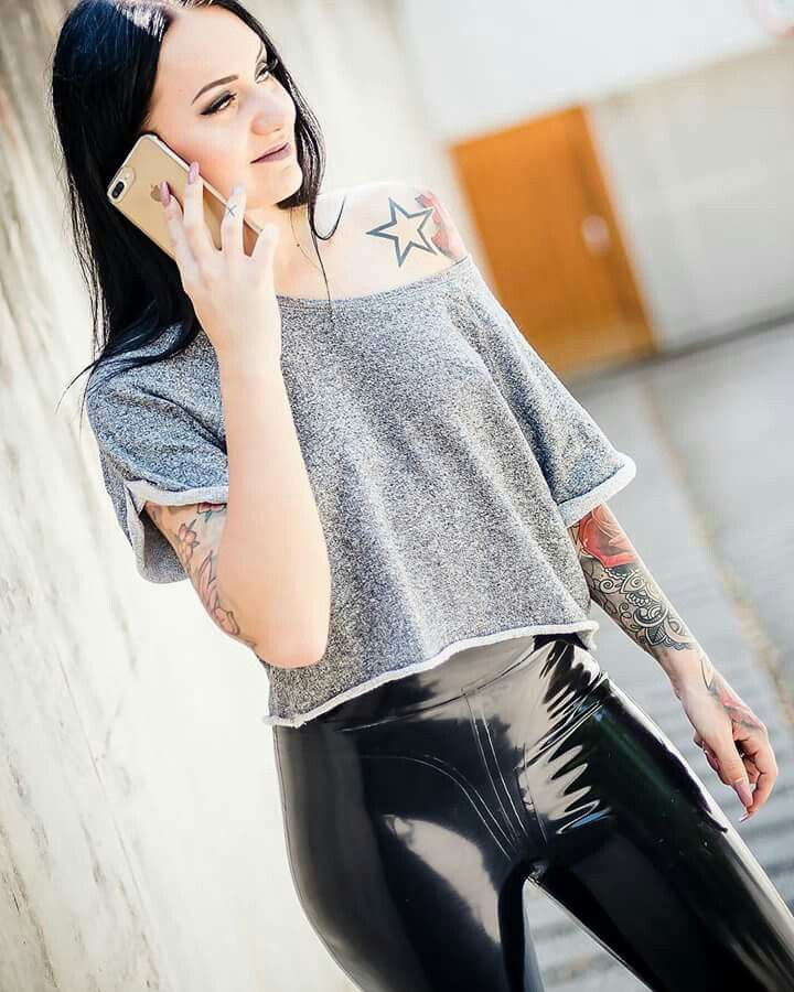 bella isadora Latex Fashion 26d9a10684