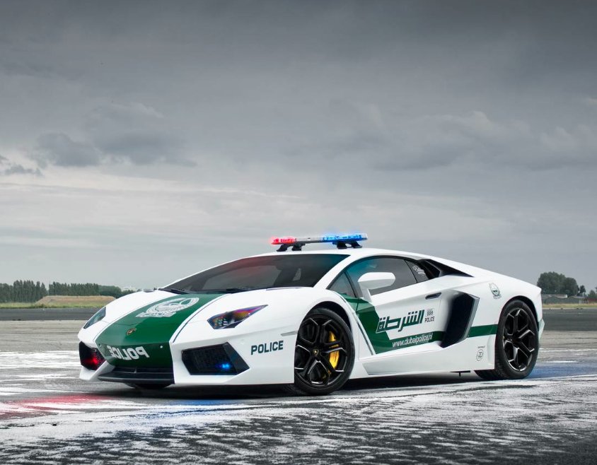 Dubai Ridding Roads Of Pesky Peasants Super Cars Police Cars Police