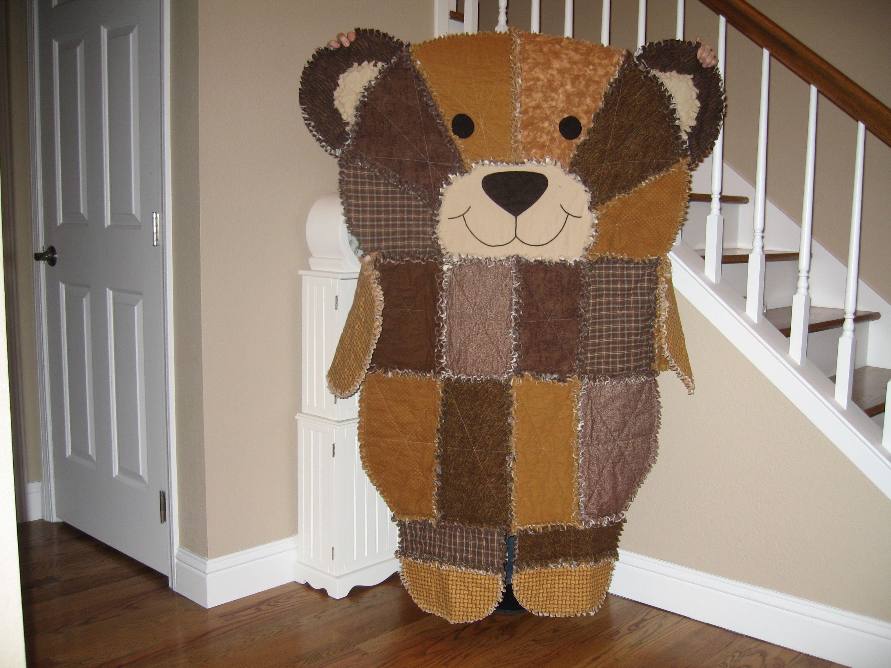 Teddy Bear Quilt**Teddy Bear**New Baby**Nursery**Shower Gift**New Mother**Infant Teddy Bear Quilt**Teddy Bear**Baby Blanket**Quilt