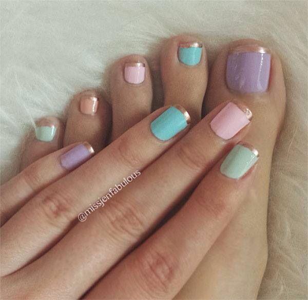 missjenfabulous | Pedicure | Pinterest | Diseños de mano