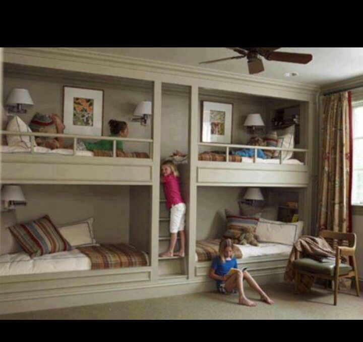 Awesome bunk beds for kids