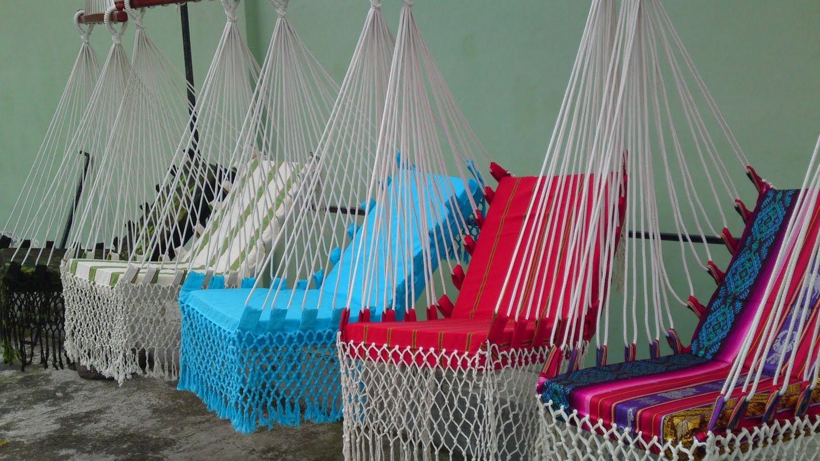 hamacas sillas  Hammocks  Hamacas  Home Decor Decor y