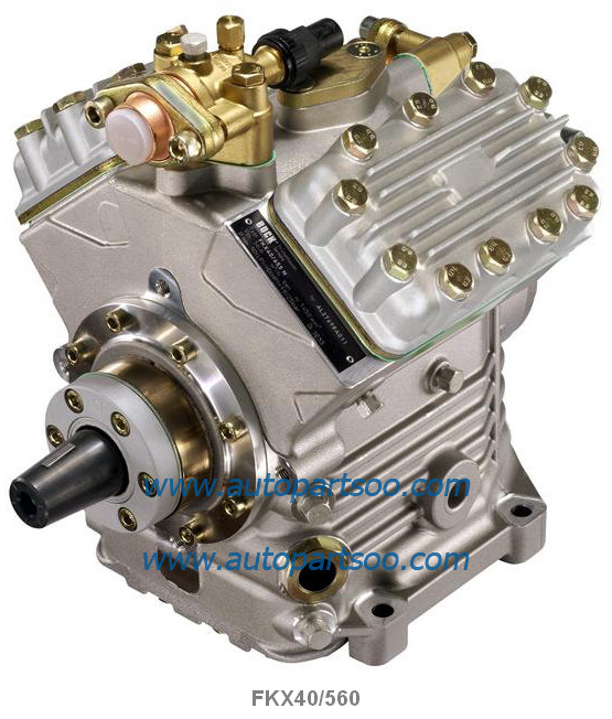 Bus Air Conditioner Bock Compressor (FK40/560K) in 2020