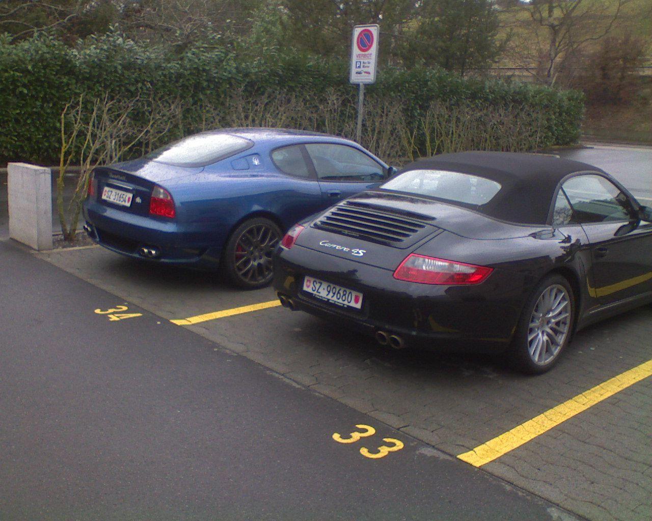 Porsche u Maserati (mit Bildern) Landshut, Nürnberg, München