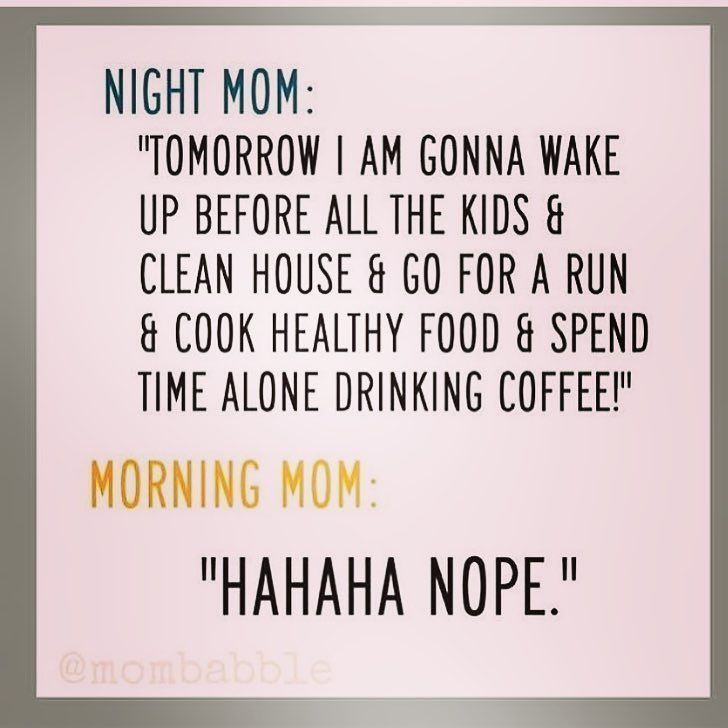 How Delicious Is That First 10 Minutes After You Hit Snooze On A Monday Morning Good Morning Monday Via Mombabble Brin Mom Jokes Mom Humor Mommy Humor