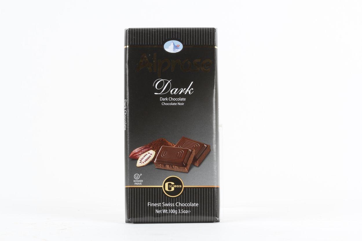 Alprose dark chocolate alprose swiss chocolates dark