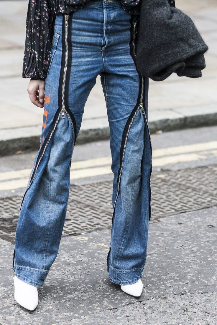 London Fashion Week's Street Style Stars Have an E