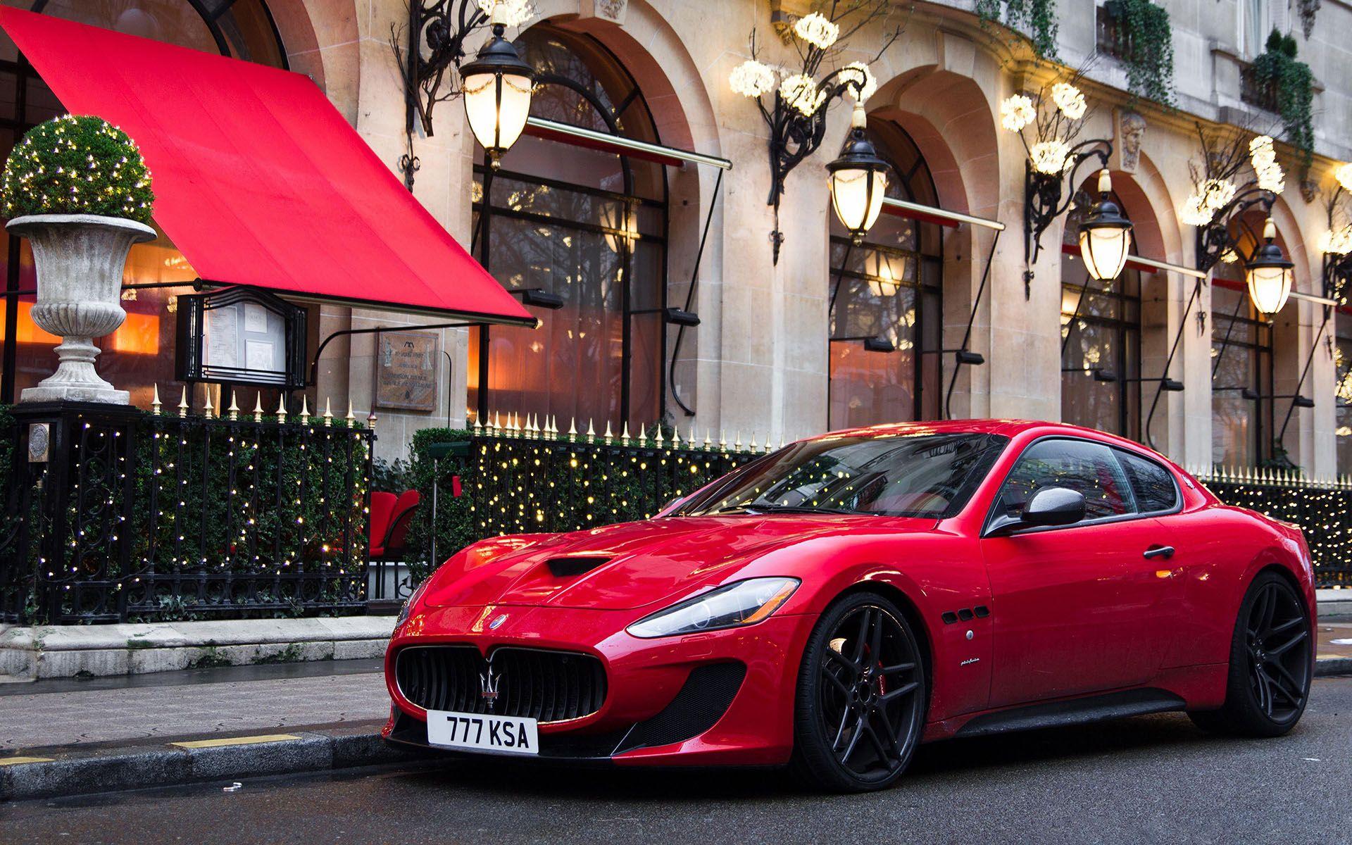 Attrayant Maserati GranTurismo