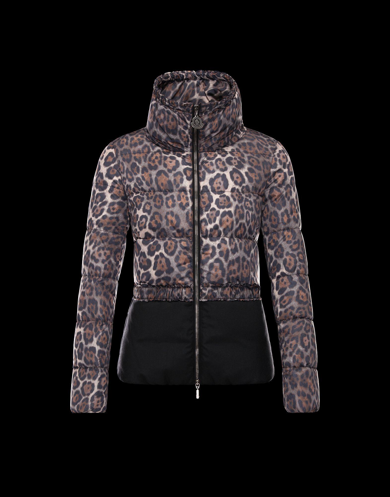 8a61c5d4b Moncler - Argentee leopard print jacket