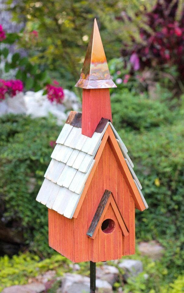 Birdhouse designs On country drives youu0027ve seen