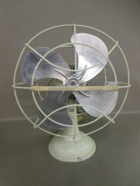 Vintage Oscillating Fan Style 1381875 Cat 10 Oscillating Fans Antique Fans Fan
