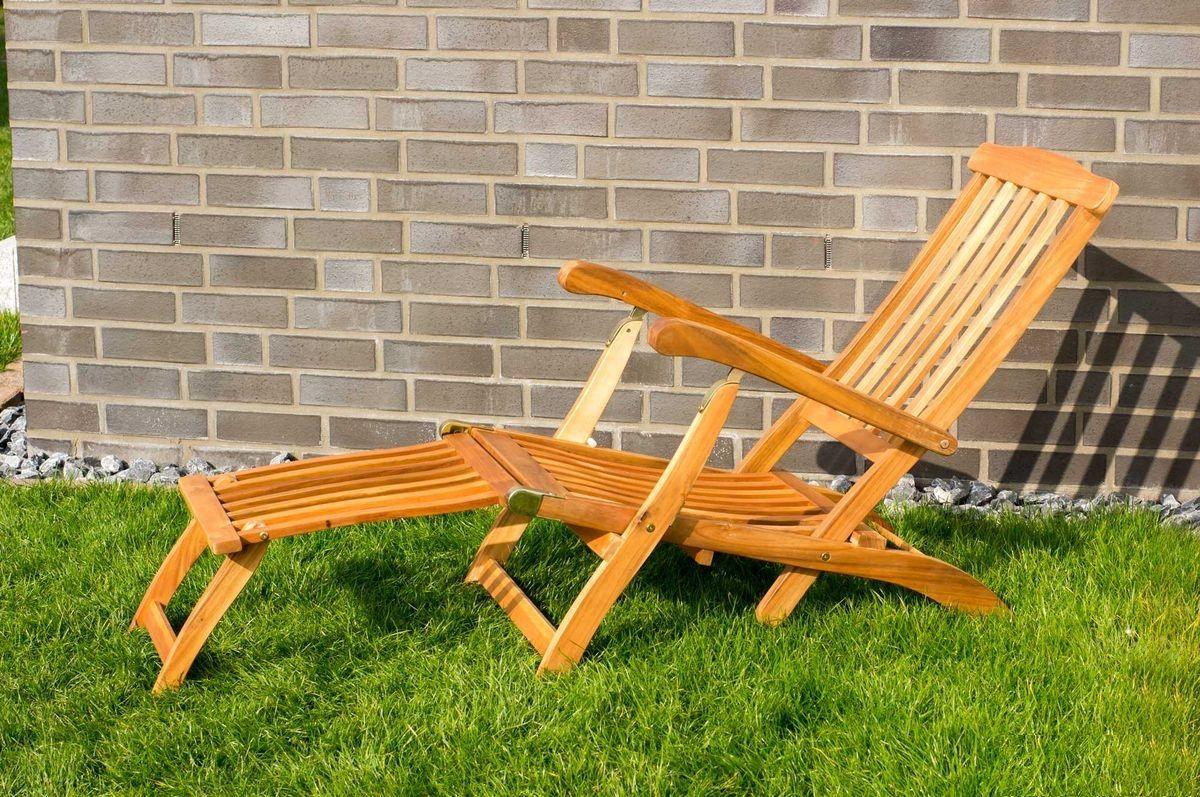 chaise longue en bois cielterre