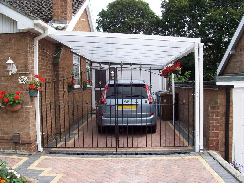 Homestyle Domestic Canopies and Carports Gallery