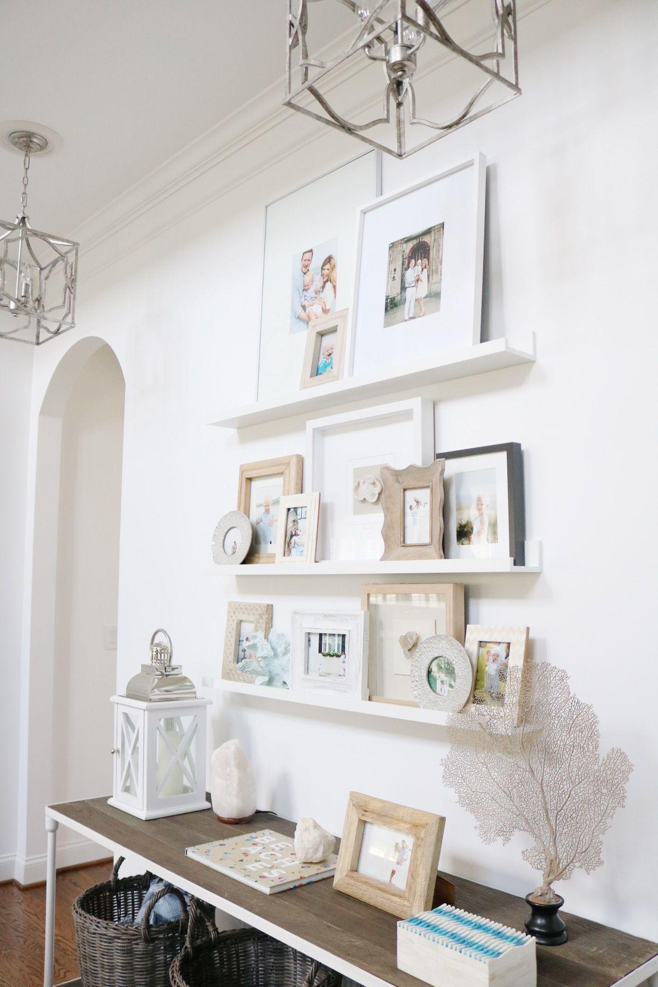 Gallery Wall | Lindsey Regan Thorne | wardrobe stylist + makeup ...