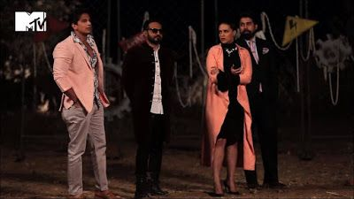 mtv roadies x4 episode 7 dailymotion