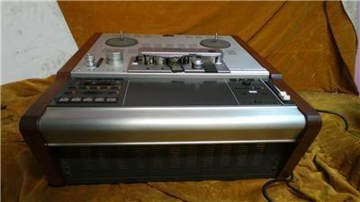 Studer A807 Reel to Reel Tape Recorder Mastering Machine - 2