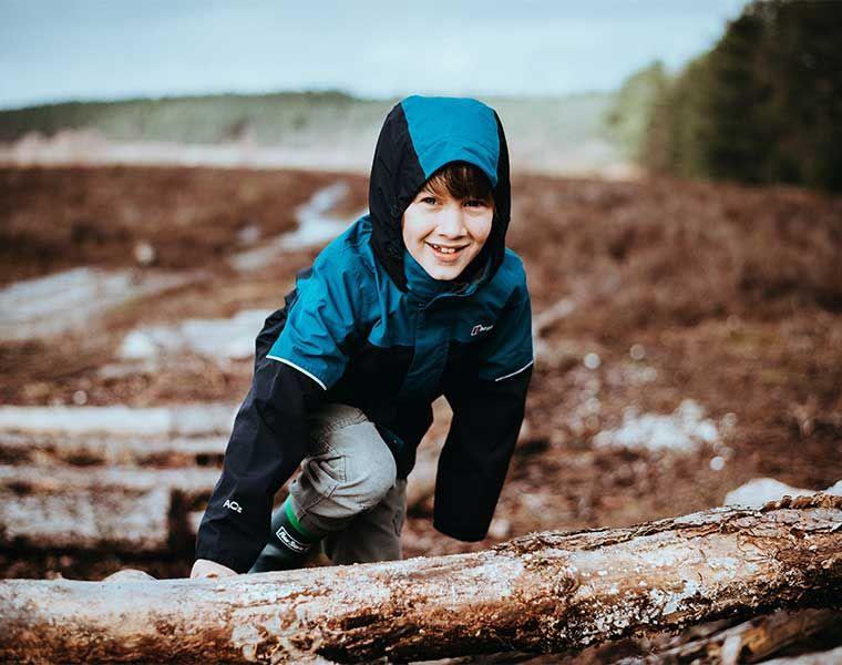4 consejos para hacer senderismo con niños