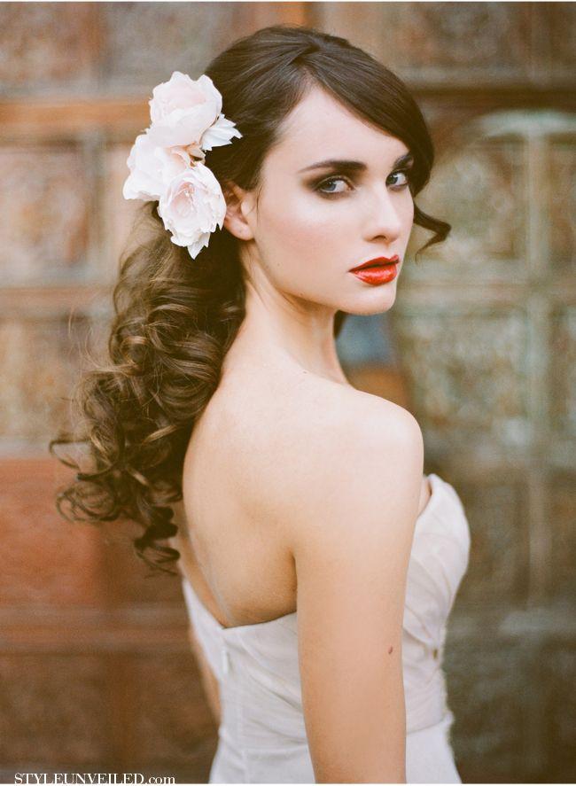 this modern romance / korakia pensione wedding inspiration