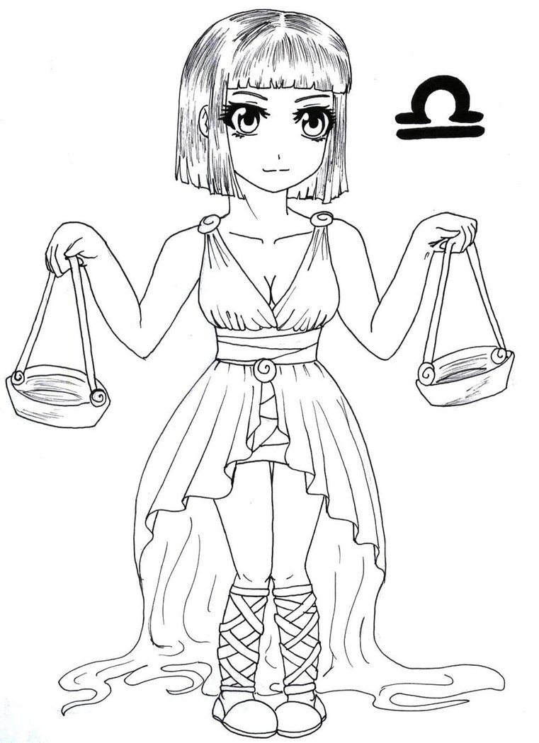 Coloring pages zodiac signs - Find This Pin And More On Zodiac Coloring Pages For Adults By Jade7479