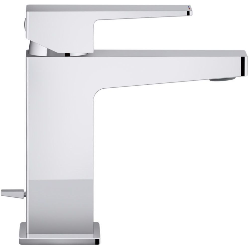 Kohler K 99760 4 CP Honesty Polished Chrome One Handle Bathroom Faucets |