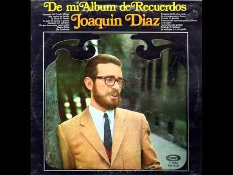 Joaquín Díaz 1969 - De mi album de recuerdos