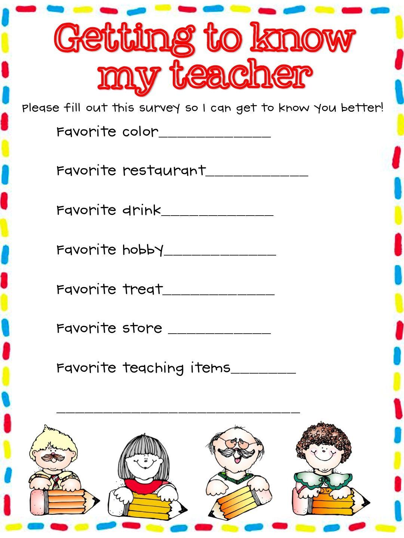 A request | Teacher survey. Teacher. Teacher appreciation week