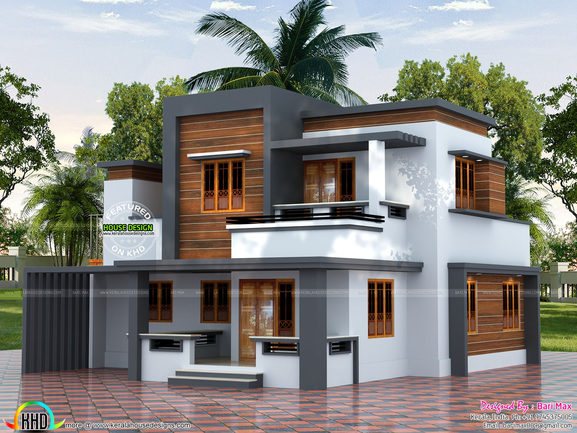 U20b922.5 lakh cost estimated modern house projects to try